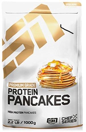 Süßigkeiten Low Carb Protein Pancakes