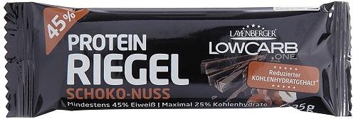 Süßigkeiten Low Carb Proteinriegel
