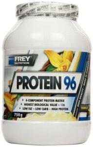 Proteinpulververgleich Mehrkomponenten-Protein