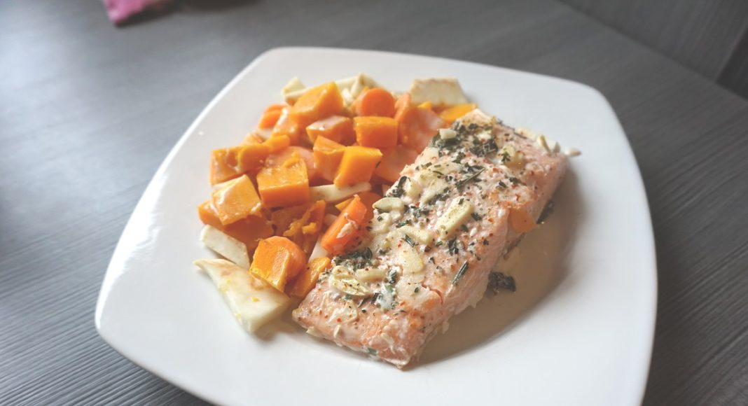 Low Carb Herbstlachs