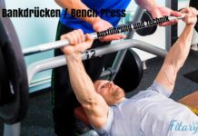 Bankdrücken Bench Press Grundübung