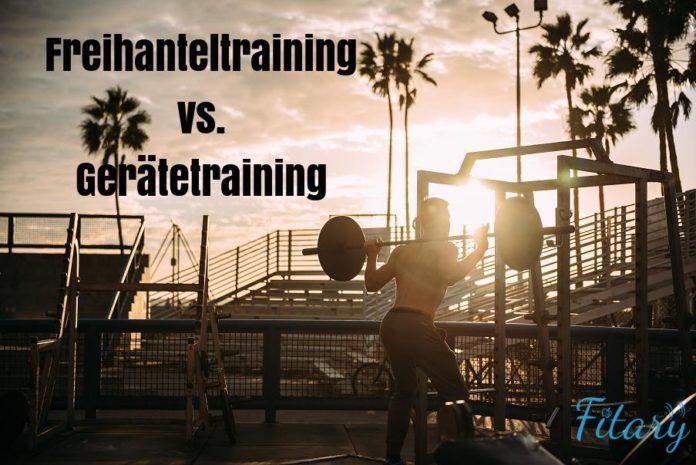 Freihanteltraining, Kniebeugen, Muskelaufbau, Kraftzuwachs
