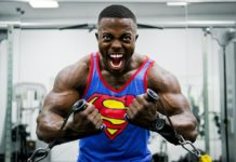 Volumentraining Bodybuilding