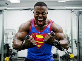 Volumentraining Bodybuilding