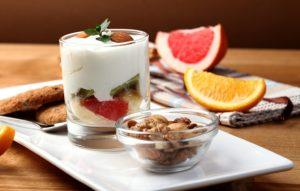 Frühstück, Light Produkte