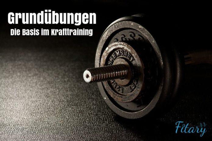 Grundübungen Fitnesstraining Krafttraining