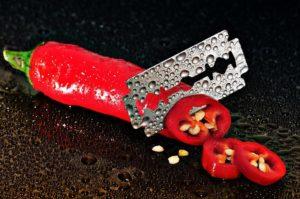 Chili, scharf, Kalorienverbrauch steigern