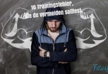 10 Fitnesstrainingsfehler die du vermeiden solltest