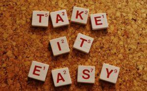 Take it easy Trainingsfehler