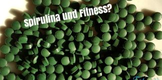 Spirulina Fitness Bodybuilding