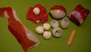 Zubereitung Fitness Low Carb Fleischbällchen mit viel Protein