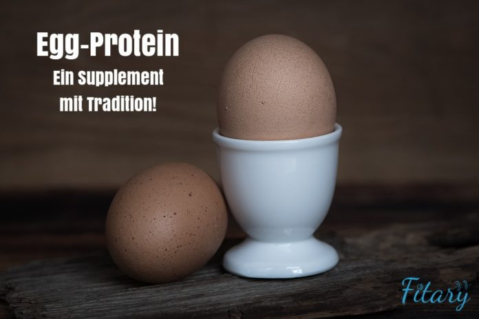 Egg-Protein Ei-Protein Supplement