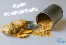 Ingwer Superfood