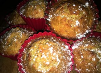 Fitness Muffins Low Carb