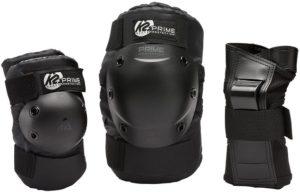 Inline Skating abnehmen Schutzausrüstung Prime K2