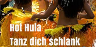 Hot Hula , schlank tanzen, Zumba