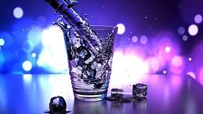 5 gesunde Lebensmittel Wasser