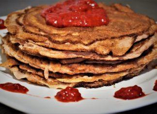 Low Carb Pfannkuchen Rezept