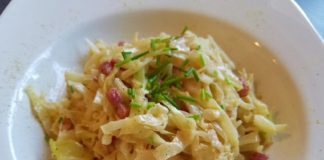 Low Carb Carbonara Rezept