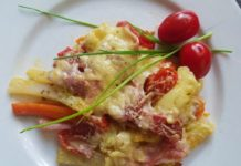 Low Carb Pizza ohne Boden