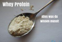 Whey Protein oder Molkeprotein, Supplement