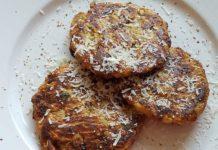 Proteinreiches Pizza Keks Rezept