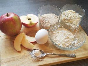 Protein Apfelringe Proteinsnack zum selber machen