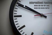 Intermittent Fasting Fasten Diät abnehmen