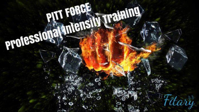 Pitt Force zum Muskelaufbau