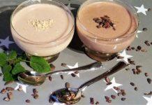 Eiweiß Pudding, Protein Pudding, Eiweiß Pudding Rezept