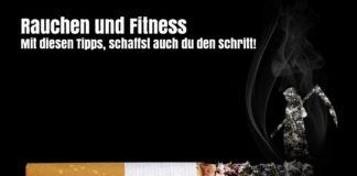 Rauchen und Fitness - Motivationstipps um dem Glimmstängel den Kampf anzusagen