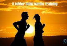 Fehler beim Cardio Training, Trainingsfehler