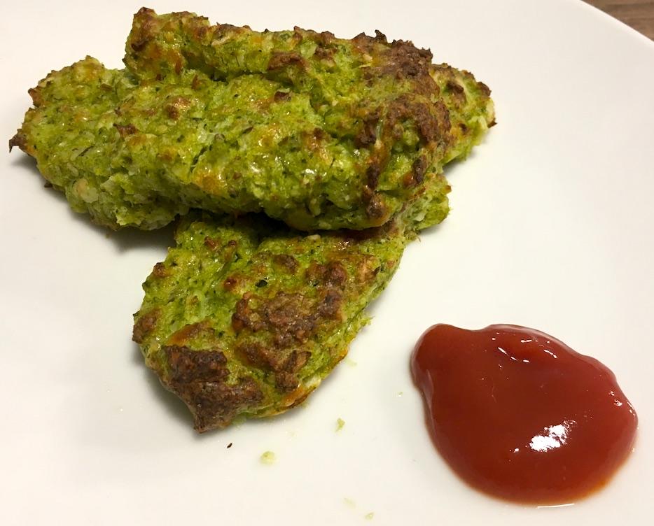 Fertige Low Carb Brokkoli & Cheese Fluffys