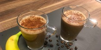 Fitary´s Kaffee Smoothie