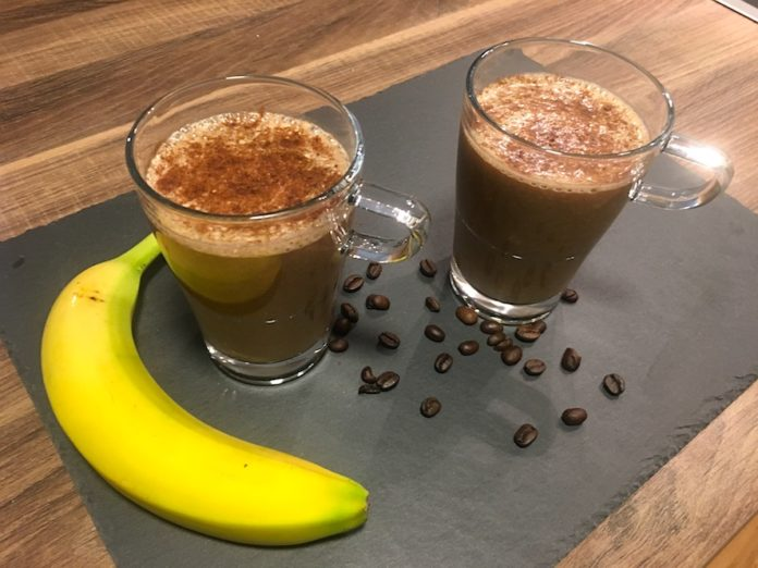 Fitary´s Kaffee Smoothie