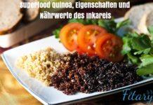 Quinoa Superfood, Superfood Quinoa
