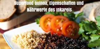 Quinoa Superfood, Superfood Quinoa