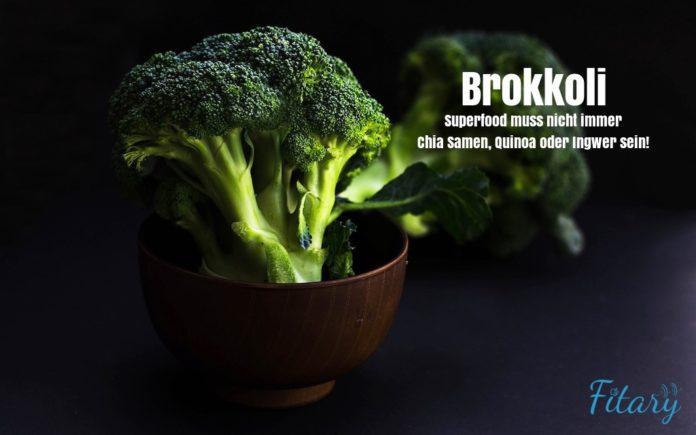 Brokkoli das Superfood, dass beim abnehmen hilft