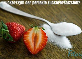 Xucker, Xylit, Zuckerersatz, Zuckerersatzstoff