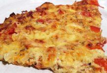 Low Carb Pizza eiweißreich