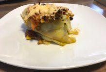 Burrito Auflauf mit Weißkohl und Tacco Gewürz
