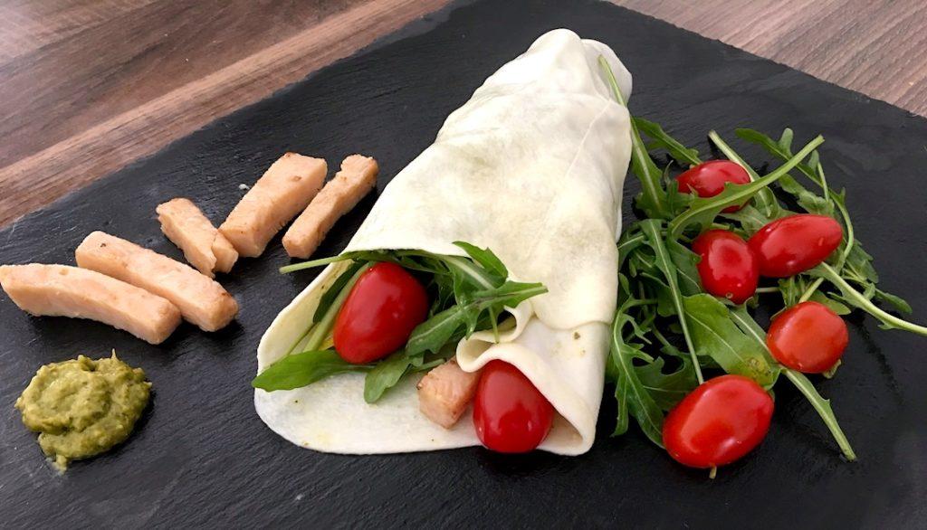 Fertiger Mozzarella Wrap