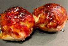 BBQ Bacon Balls (glasiert und low carb)