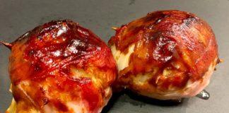 BBQ Bacon Balls (glasiert und low carb)