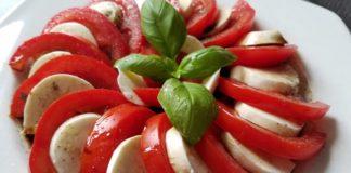 Tomaten Mozzarella Salat Rezept
