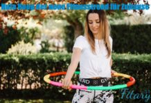 Hula Hoop neuer Fitnesstrend, Fit ohne Studio, Fitness Zuhause